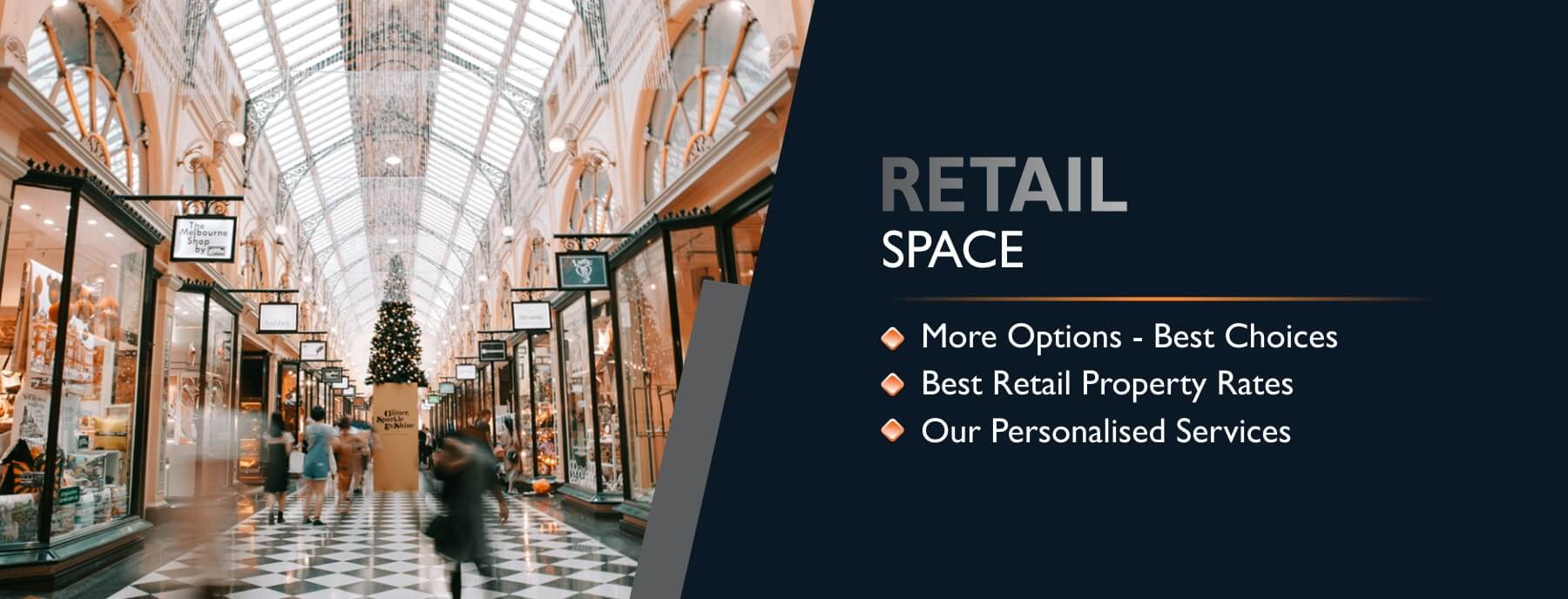 Commercial Retail Space for Rent in Mumbai | Restaurant & Shop for Sale